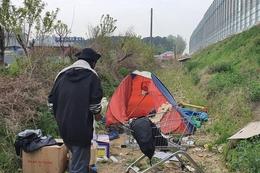 10년간 노숙인에게  오산시와 시민들이 삶에 희망을 심었다